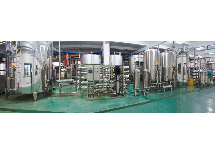 Mineral Water Treatment Systems